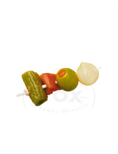 Spiedino di verdure